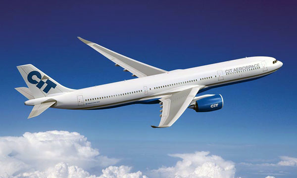 CIT Group up order for 15 A330neo and five A321ceo aircraft