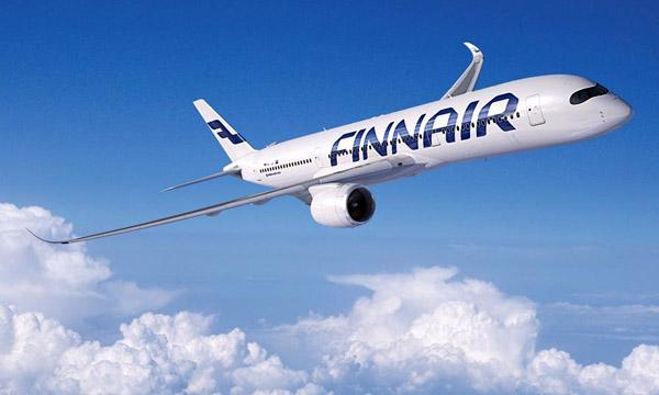 Finnair orders eight additional A350 XWBs