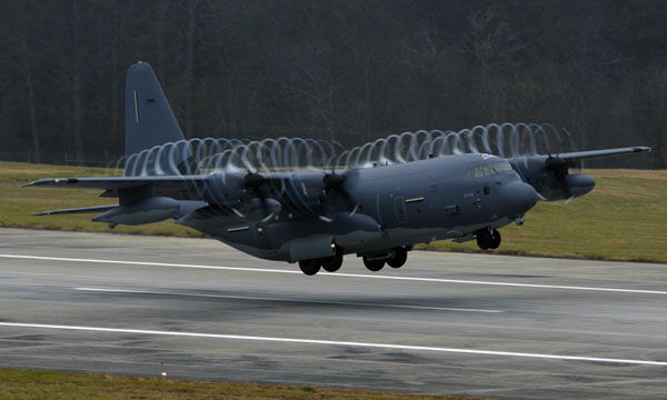 Double Deuce: Two MC-130Js Delivered to U.S. Air Force