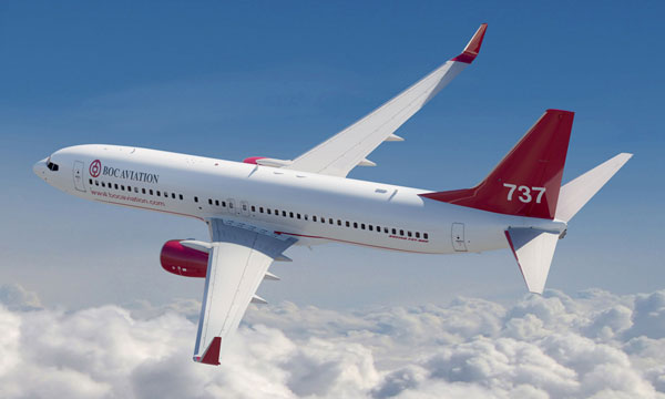 Boeing, BOC Aviation Finalize Order for Two Additional 737-800s