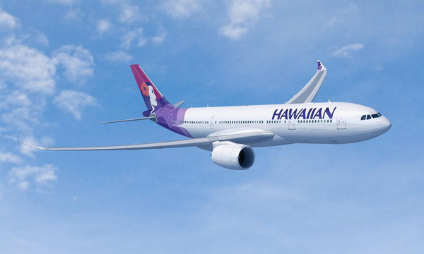 First U.S. airline to order new aircraft type
