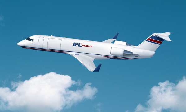 IFL Group to Acquire the First Bombardier CRJ200 Special Freighter Aircraft