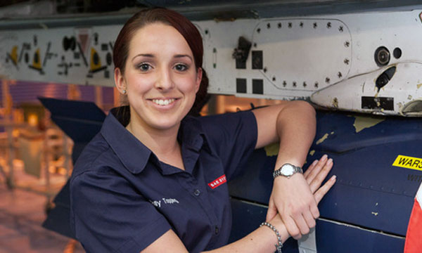 BAE Systems in the UK will be taking on 710 apprentices in 2015