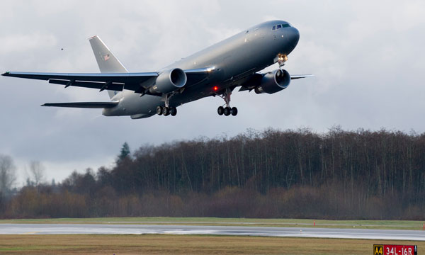 US Air Force Achieve Successful First Test Flight for KC-46 Tanker Program