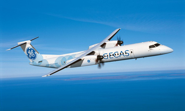 Bombardier and GE Capital Aviation Services sign firm purchase agreement for up to 15 Q400 NextGen Aircraft