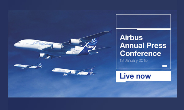 Airbus Annual Press Conference 2015