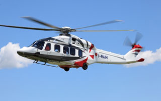 AgustaWestland to Supply AW189 Civil Helicopters to Rosneft