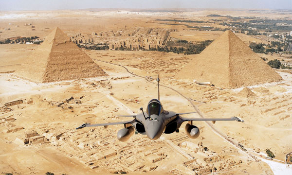 Egypt opts for the Rafale