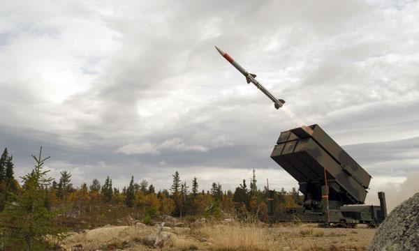 Raytheon unveils extended range AMRAAM