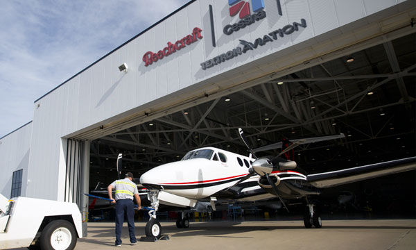 Textron Aviation expands global King Air service