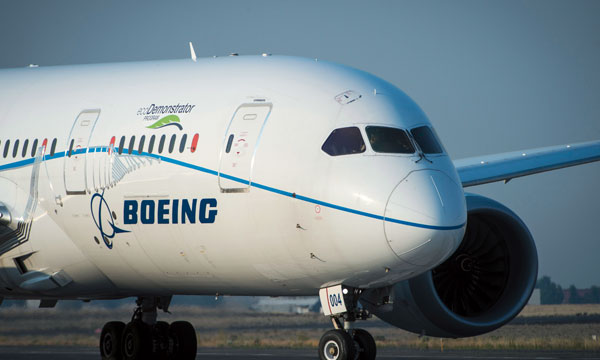 Boeing Named 'Eco-Company of the Year' by Air Transport World