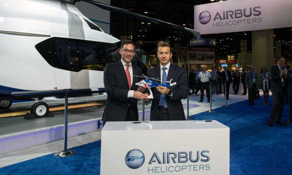 Bristow Group more than triples its H175 orders agreement with Airbus Helicopters
