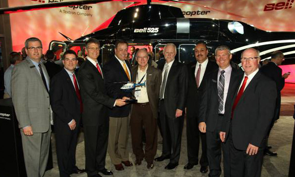 Bell archieves largest Bell 407GXP Helicopters sale in Company history