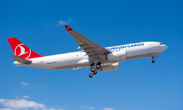Turkish Airlines orders four additional A330-200 Freighters