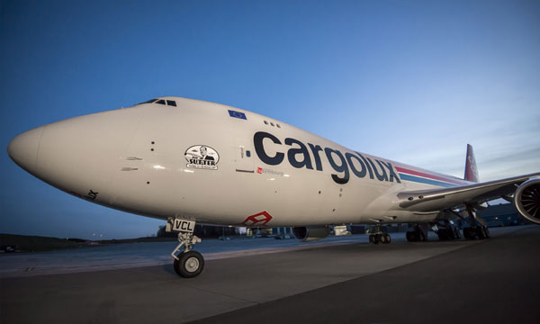 Boeing, Cargolux Airlines Celebrate 30th Direct Delivery of a 747 Freighter
