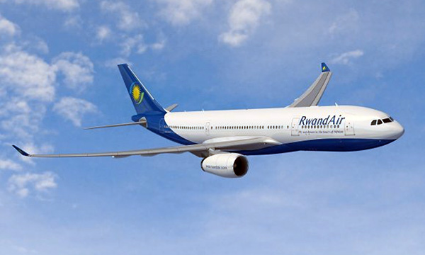 RwandAir selects the A330 for fleet growth and modernisation