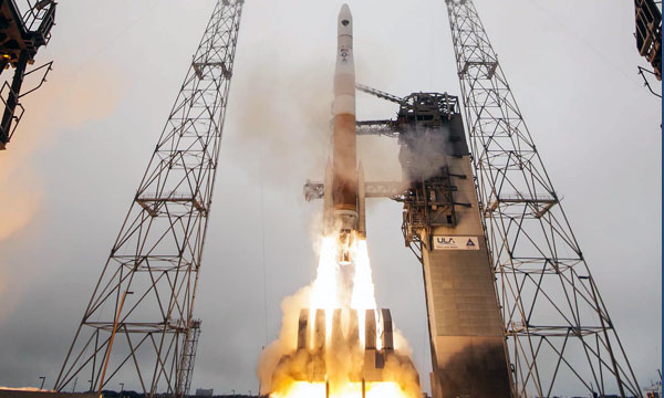 Ninth Boeing GPS IIF Reaches Orbit, Sends First Signals
