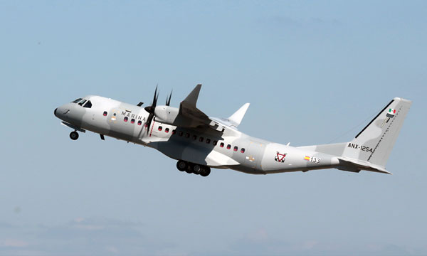 Mexico becomes launch customer for new Airbus C295W
