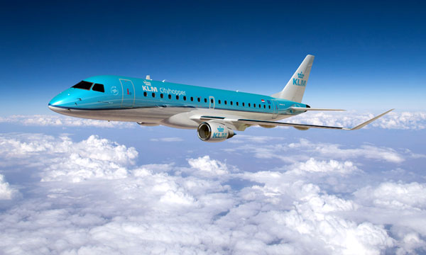 Embraer sells up to 34 additional E-Jets to Air France-KLM Group