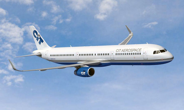 CIT orders five additional A321ceo aircraft