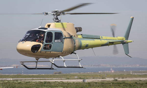 India's Heritage Aviation acquires two H125 helicopters