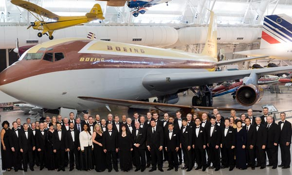 Boeing Honors 15 Suppliers for Outstanding Performance