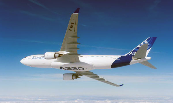 Over 1,500 orders for the versatile A330