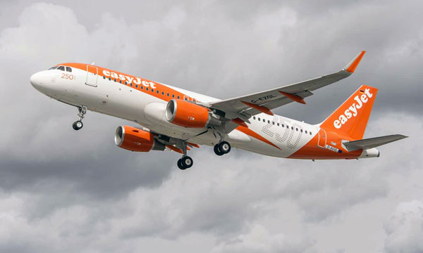 easyJet takes delivery of its 250th Airbus aircraft
