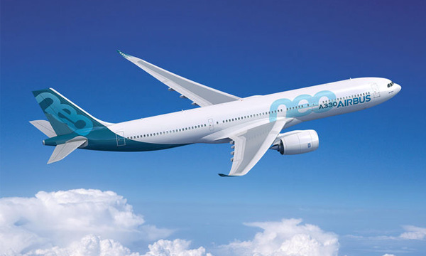 Korean Air Aerospace selected to manufacture Sharklet wingtips for the A330neo Family