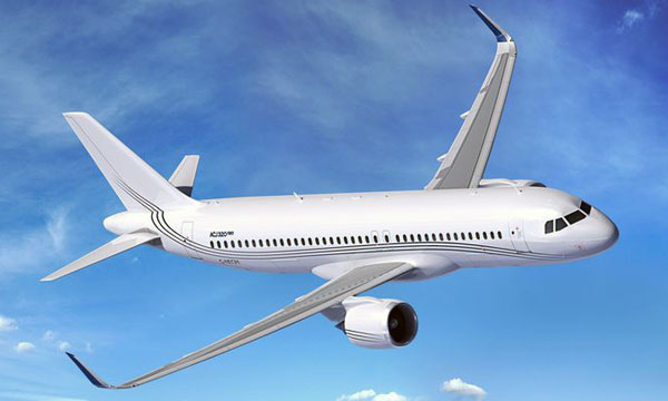 Airbus launches ACJneo Family with order from Acropolis Aviation