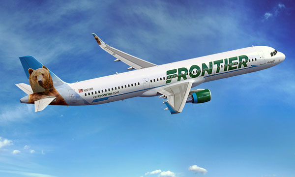Frontier Airlines orders 12 A320 Family aircraft