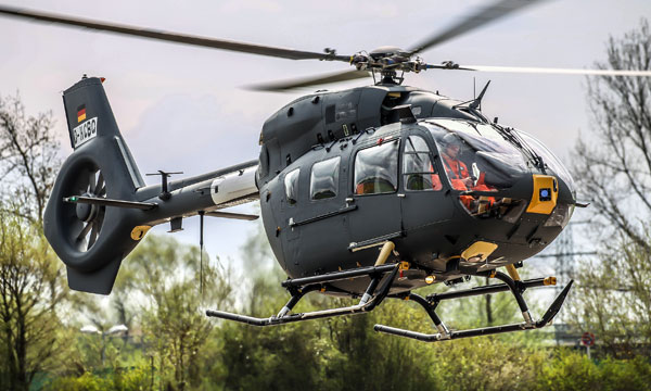 Airbus Helicopters wins a full-service contract for the German Armed Forces