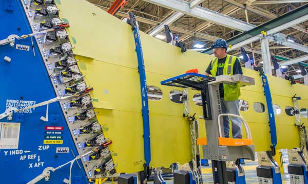Boeing starts assembly of first 737 MAX