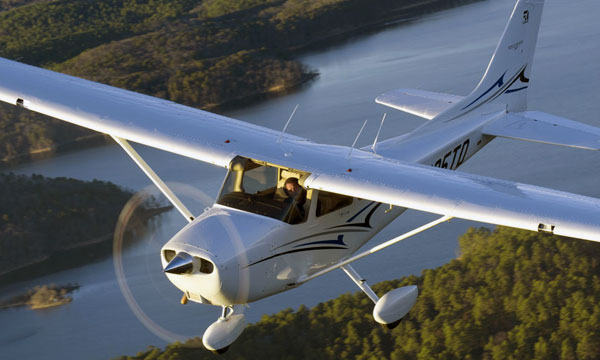 Follow-on order for Cessna Skyhawk aircraft to fuel pilot training needs in China