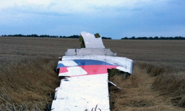 MH17 : Investigation into possible Buk-missile-parts