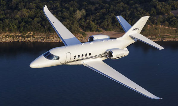Textron Aviation's newest products fly south for Latin America debut and demo tours