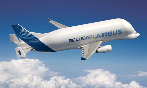 Beluga XL programme achieves design freeze