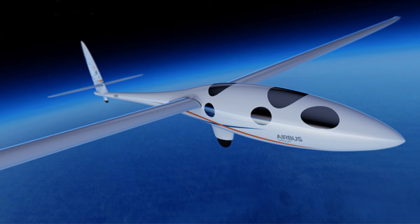 Airbus Perlan Mission II Glider Soars into History