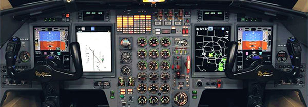 Dassault offers new Falcon select II avionics package