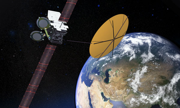Boeing Satellite to Expand Mobile Communications Services in Asia