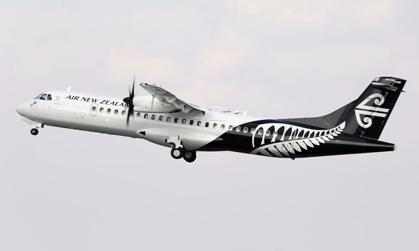 Air New Zealand purchases 15 additional ATR 72-600s