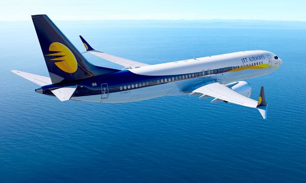 Jet Airways confirm order for 75 737 MAX 8 airplanes