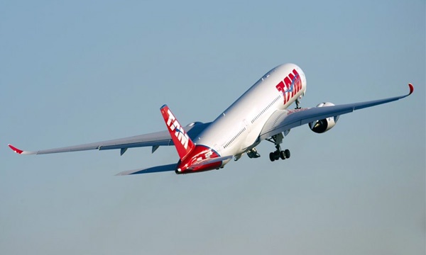 TAM Airlines becomes first A350 XWB operator from the Americas