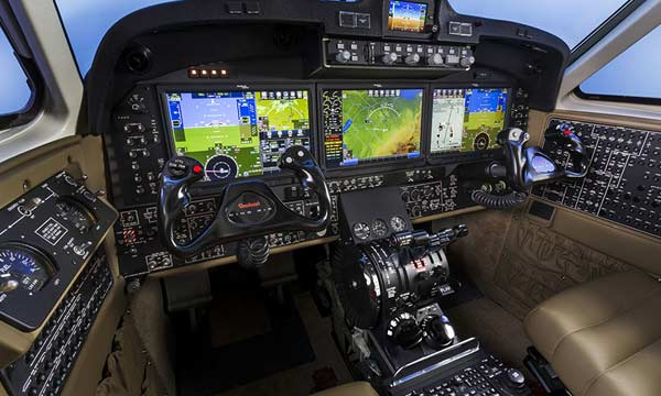 Beechcraft receives certification on Fusion equipped-King Air 350i/ER