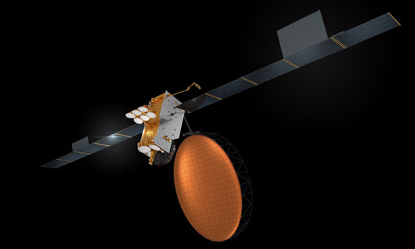 Airbus Defence and Space signs contract with Inmarsat to build two next generation satellites