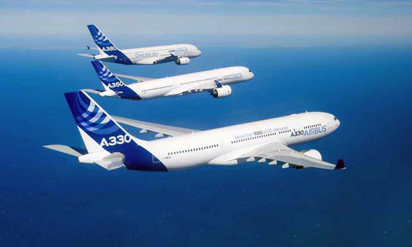 Iran selects Airbus for its civil aviation renewal