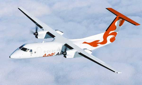 Air Inuit to be launch customer for Bombardier Q300 Freighter with a large cargo door