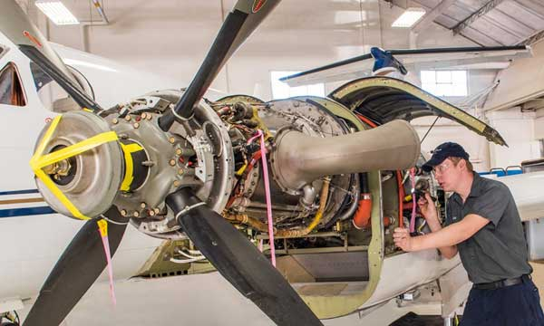 Textron Aviation launches PowerAdvantage engine maintenance program for Beechcraft King Air and Cessna Caravan turboprops