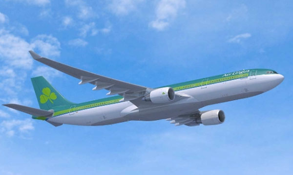 Aer Lingus adds two A330-300s to its future fleet