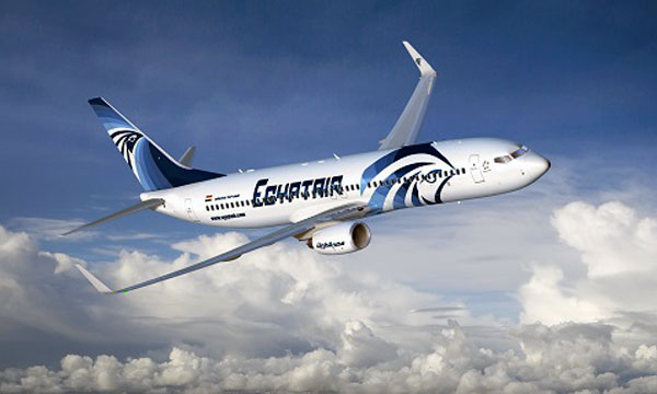 Egyptair announce order for nine Next-Generation 737-800s
